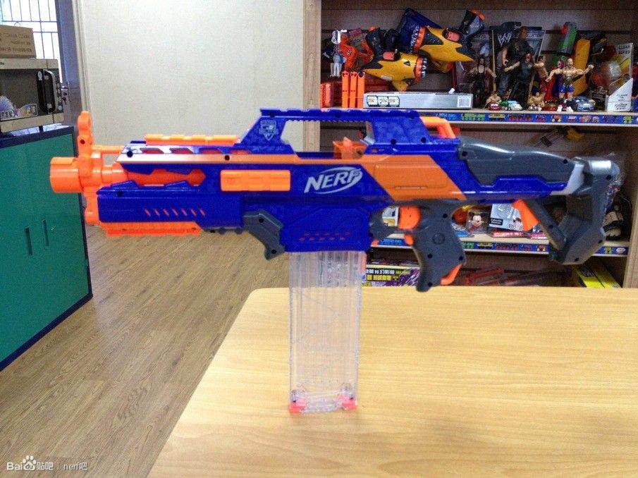 Sg Nerf Nerf N Strike Elite Rapidstrike Cs 18 Blaster Photos