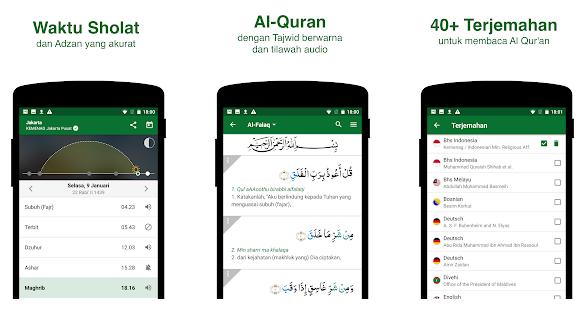 Muslim Pro : Aplikasi Pengingat Waktu Shalat dan Berbuka di Bulan Ramadhan