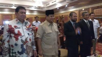Prabowo, BUMN Pertahanan Terakhir Indonesia, Kita Tidak Ingin BUMN Hancur