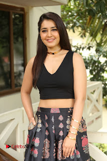 Actress Rashi Khanna Pictures at Hyper Movie Interview 0143