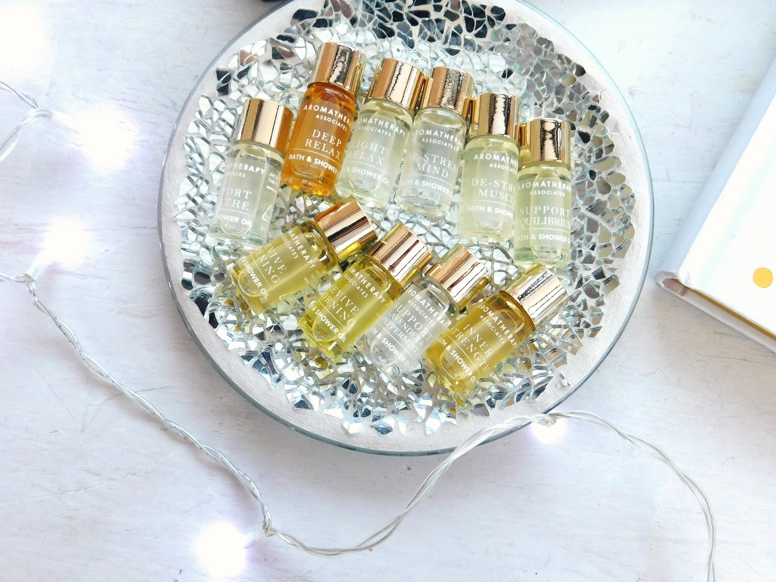 Aromatherapy Bath Oils, Pamper Evening, Beauty Products
