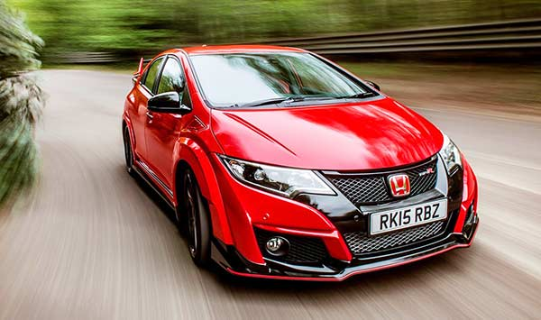 Honda Civic Type R Review Design