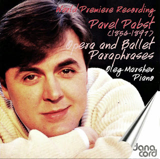 PABST, P. - Opera and Ballet Paraphrases