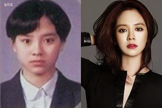 foto pre debut masa kecil song ji hyo