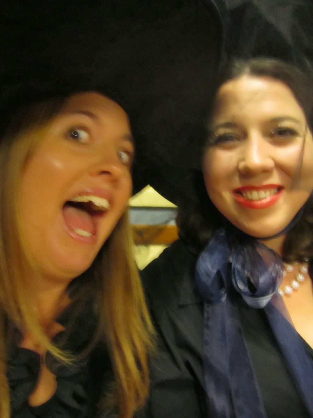 girls night witches