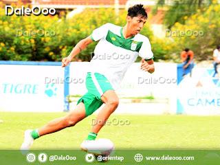 Ronaldo Sánchez listo para volver a las canchas - DaleOoo - Oriente Petrolero