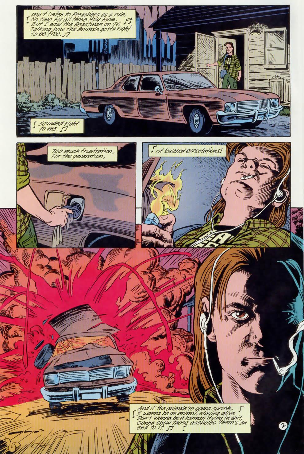 Read online Animal Man (1988) comic -  Issue #74 - 3