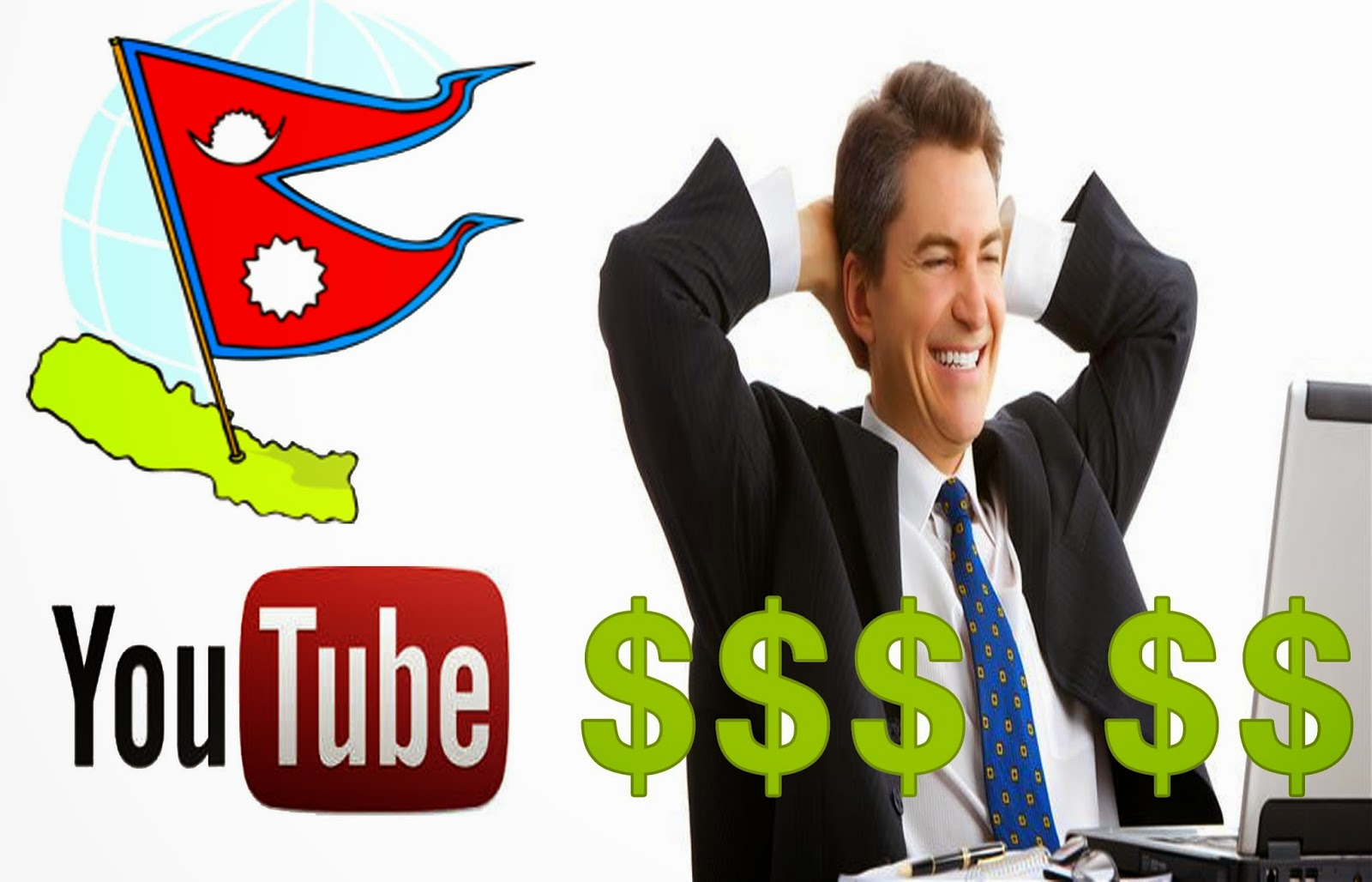 Earning Money from YouTube in Nepal