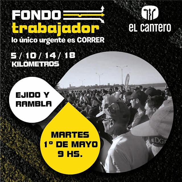 Fondo trabajador de El Cantero (Montevideo, 01/may/2018)