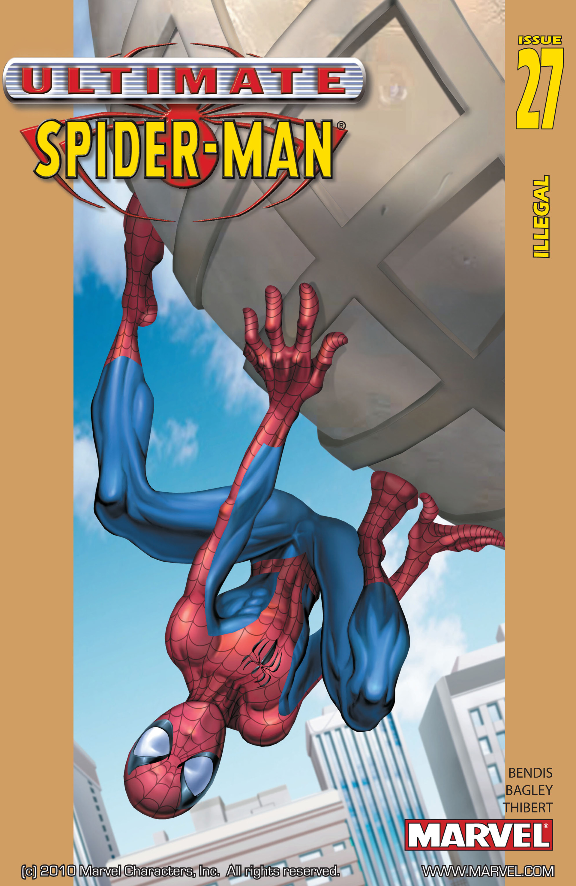 Ultimate Spider-Man (2000) 27 Page 1