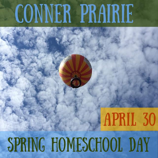 Conner Prairie, living history, homeschooling, road trip