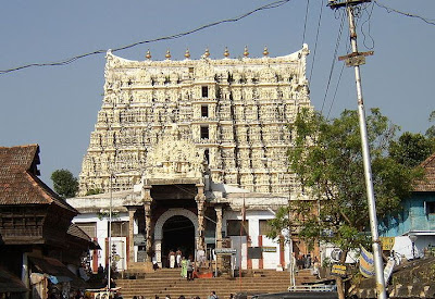 Padmanabh Temple Thiruvananthapuram Kerala Knowledge World