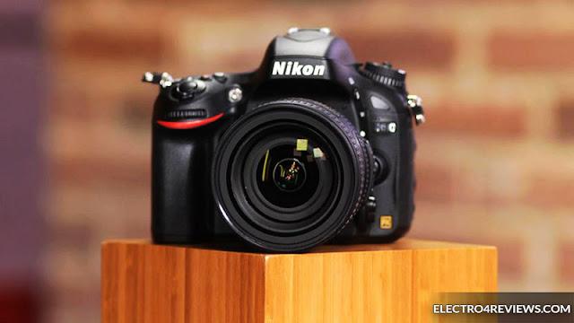Nikon D610 Camera - Review and Specs