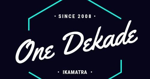 Dasawarsa - Wikipedia bahasa Indonesia, ensiklopedia bebas