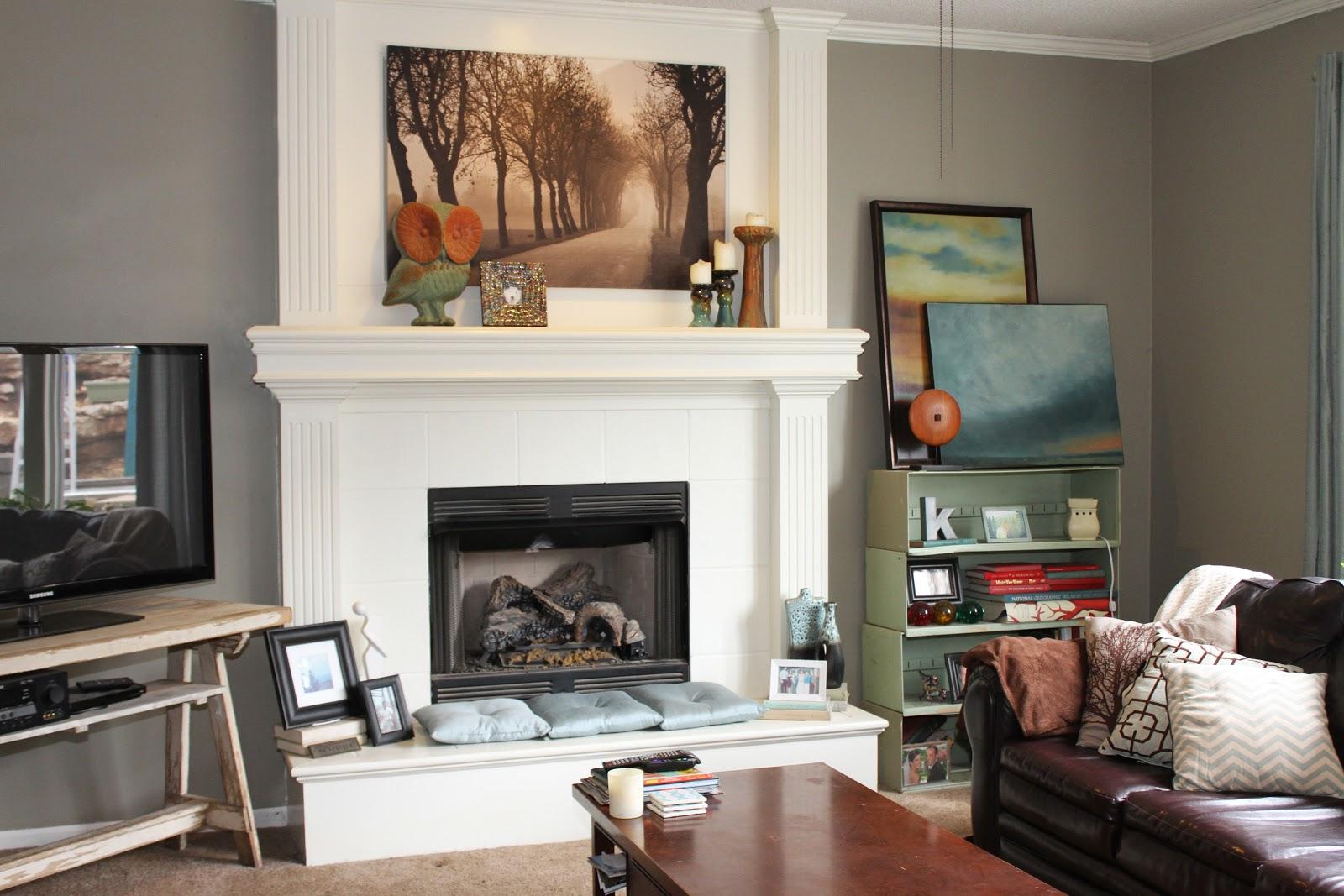 diy living room oh so lovely blog