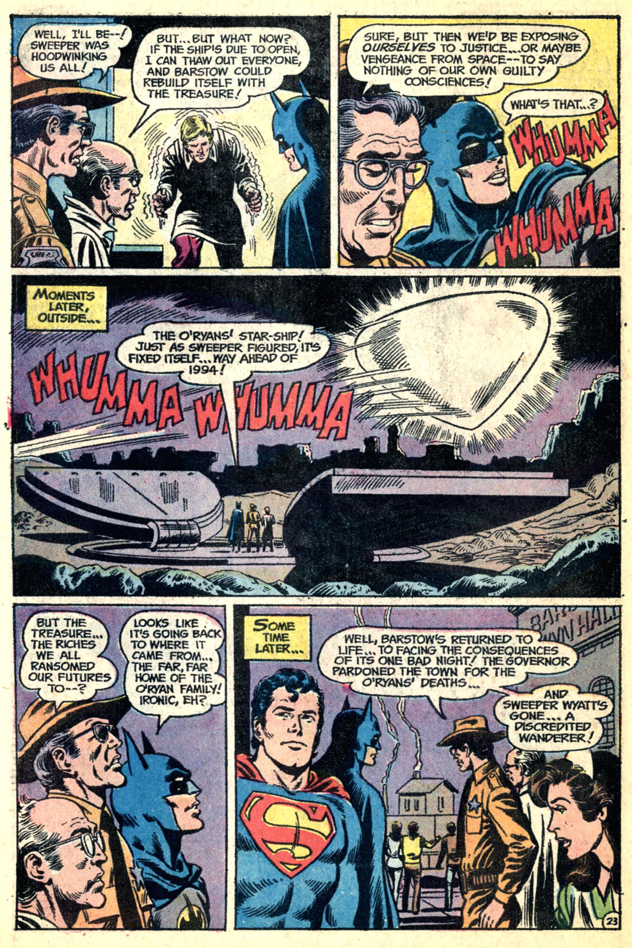 Read online World's Finest Comics comic -  Issue #216 - 30