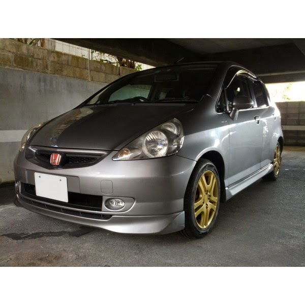 Body Kit Honda Jazz 2004-2006 VTEC