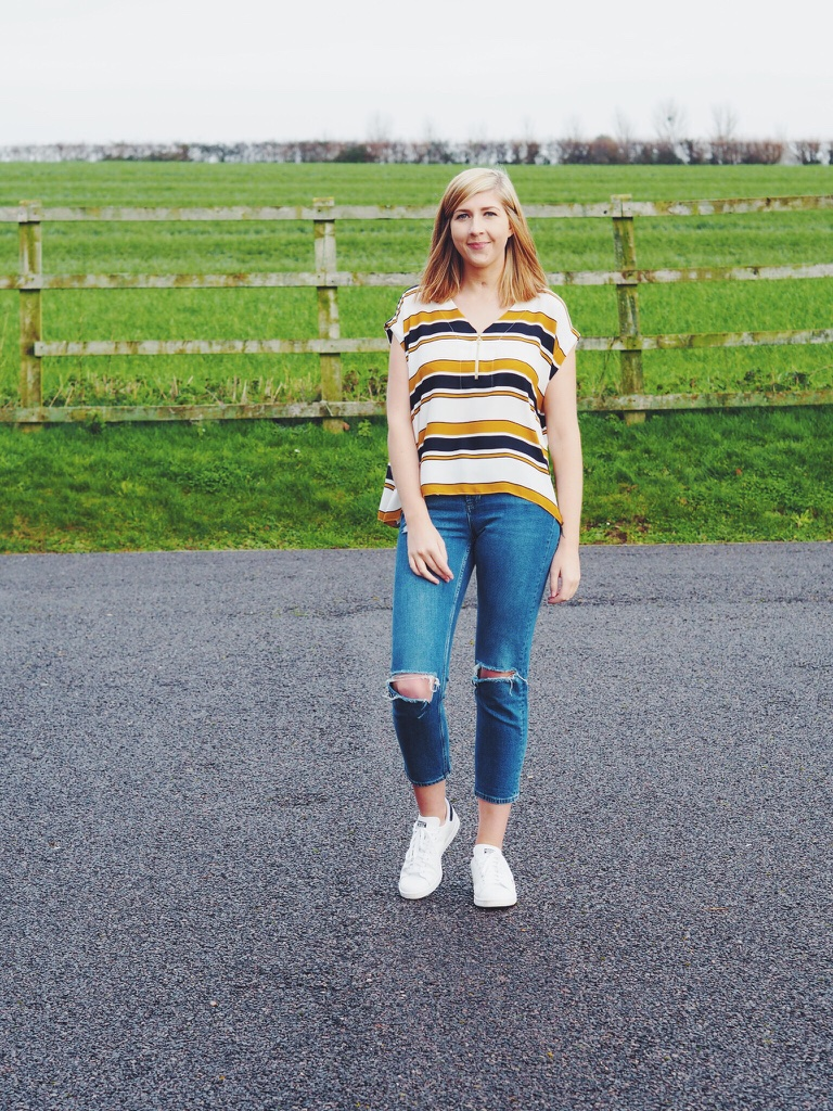 asos, stansmiths, primark, stripedblouse, topshop, topshopjeans, wiw, whatimwearing, ootd, outfitoftheday, lotd, lookoftheday, asseenonme, fbloggers, fbloggers, fashionblogger, fashionpost