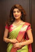 pranitha glam pics in saree-thumbnail-17