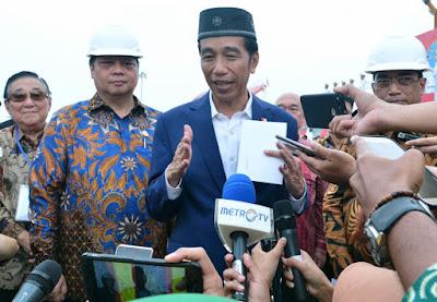 Presiden Jokowi Ingatkan Pentingnya Kedisipilinan dan Pengawasan Dalam Pembangunan Infrastruktur - Info Presiden Jokowi Dan Pemerintah