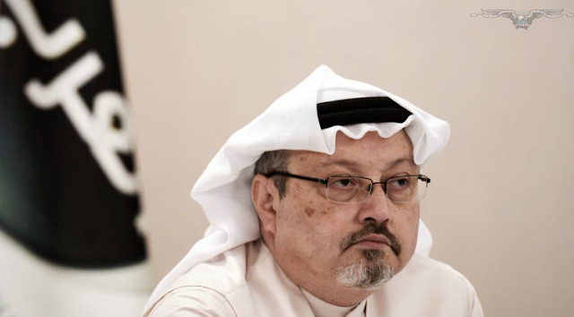 Saudis claim 'rogue killers' got Jamal Khashoggi; they might as well say a dog ate him
