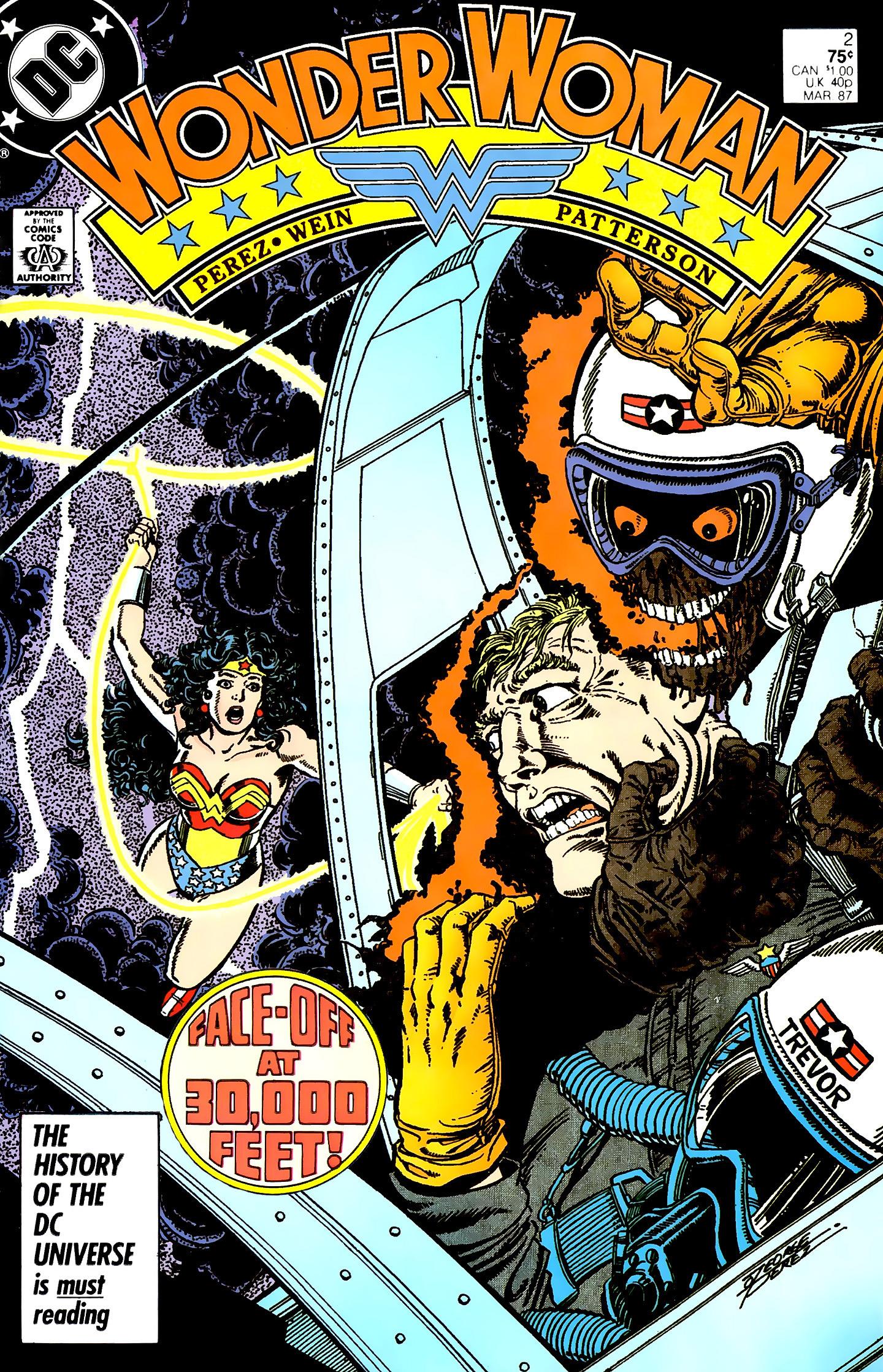 Read online Wonder Woman (1987) comic -  Issue #2 - 1