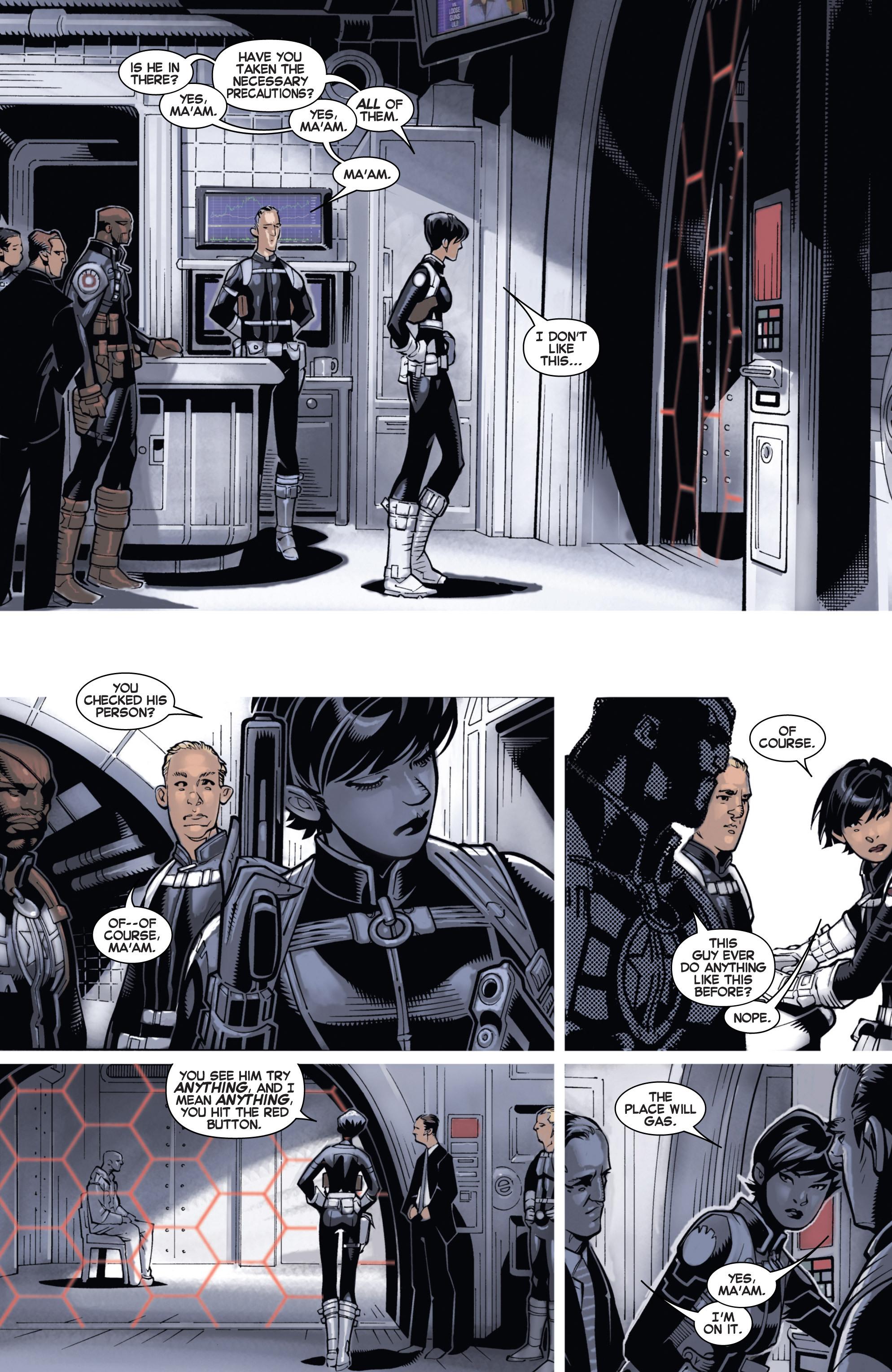 Read online Uncanny X-Men (2013) comic -  Issue # _TPB 1 - Revolution - 6