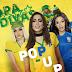 Estamos muito brasileiros e em clima de Copa na festa Pop-up, que acontece amanhã em SP