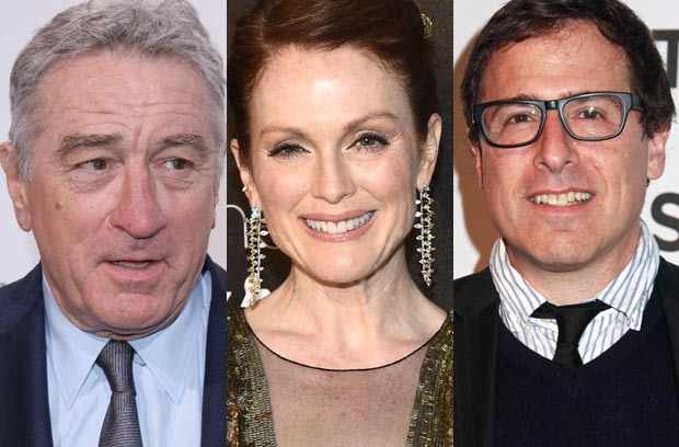 Robert De Niro & Julianne Moore to Star in David O. Russell TV Series with Series Commitment at Amazon