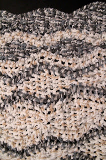 rhombus (diamond) crochet afghan with free pattern