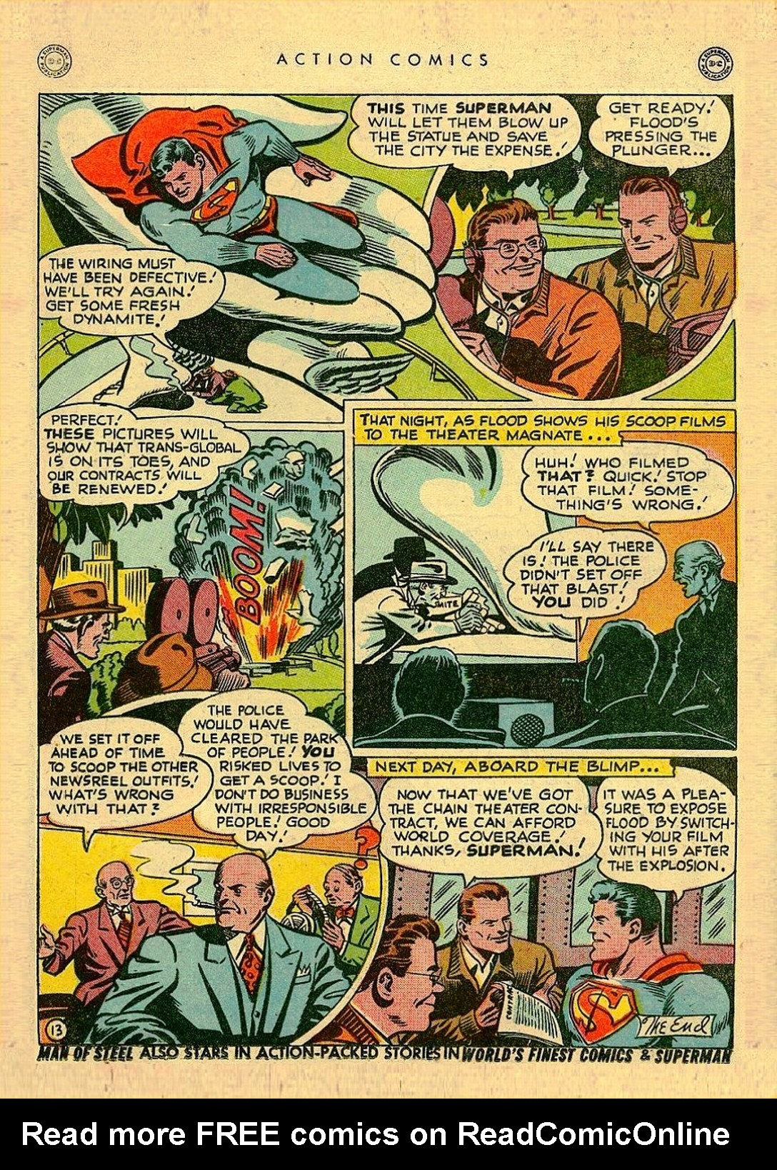 Read online Action Comics (1938) comic -  Issue #111 - 15