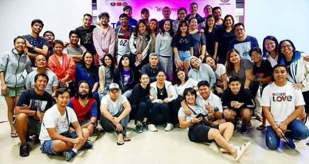 "Angel Locsin With The Cast And Production Team Of ""The General's Daughter"""