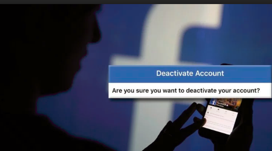 How To Permanently Deactivate Facebook