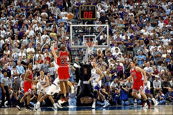 hilo taza Espacioso  Las 50 mejores jugadas de Michael Jordan en las Finales de la NBA -  Respirando Basket