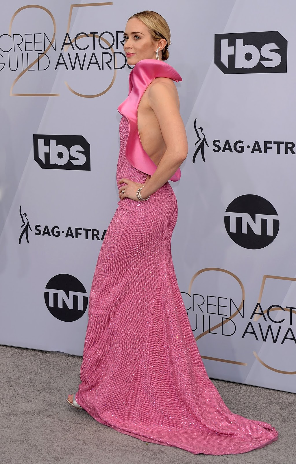 Emily Blunt - 25th Annual Screen Actor's Guild Awards in LA - 01/27/2019