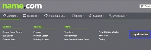 How to Transfer Domain from One Host to Another for Hindi Blogs