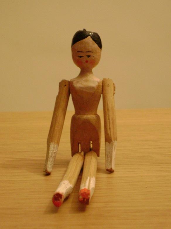 Dollhouse escapes: Dutch dolls
