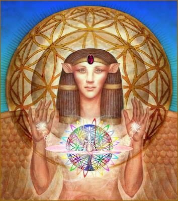 Resultado de imagem para Hathor despertar de gaia