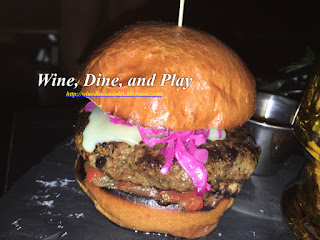 Ciro's restaurant is a speakeasy in Tampa, Florida with upscale bar and dark rooms for dining