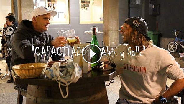 quot CAPACITADOS - Alvin y Gallo quot