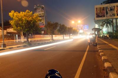 Teknik Bulb Lokasi depan hotal Royal Ambarukmo Jogja