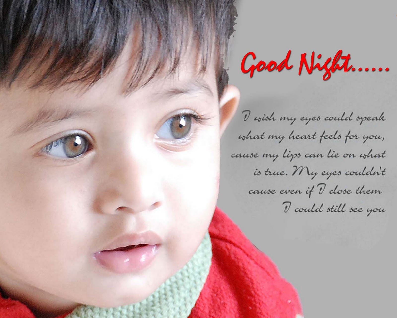 good night sms message
