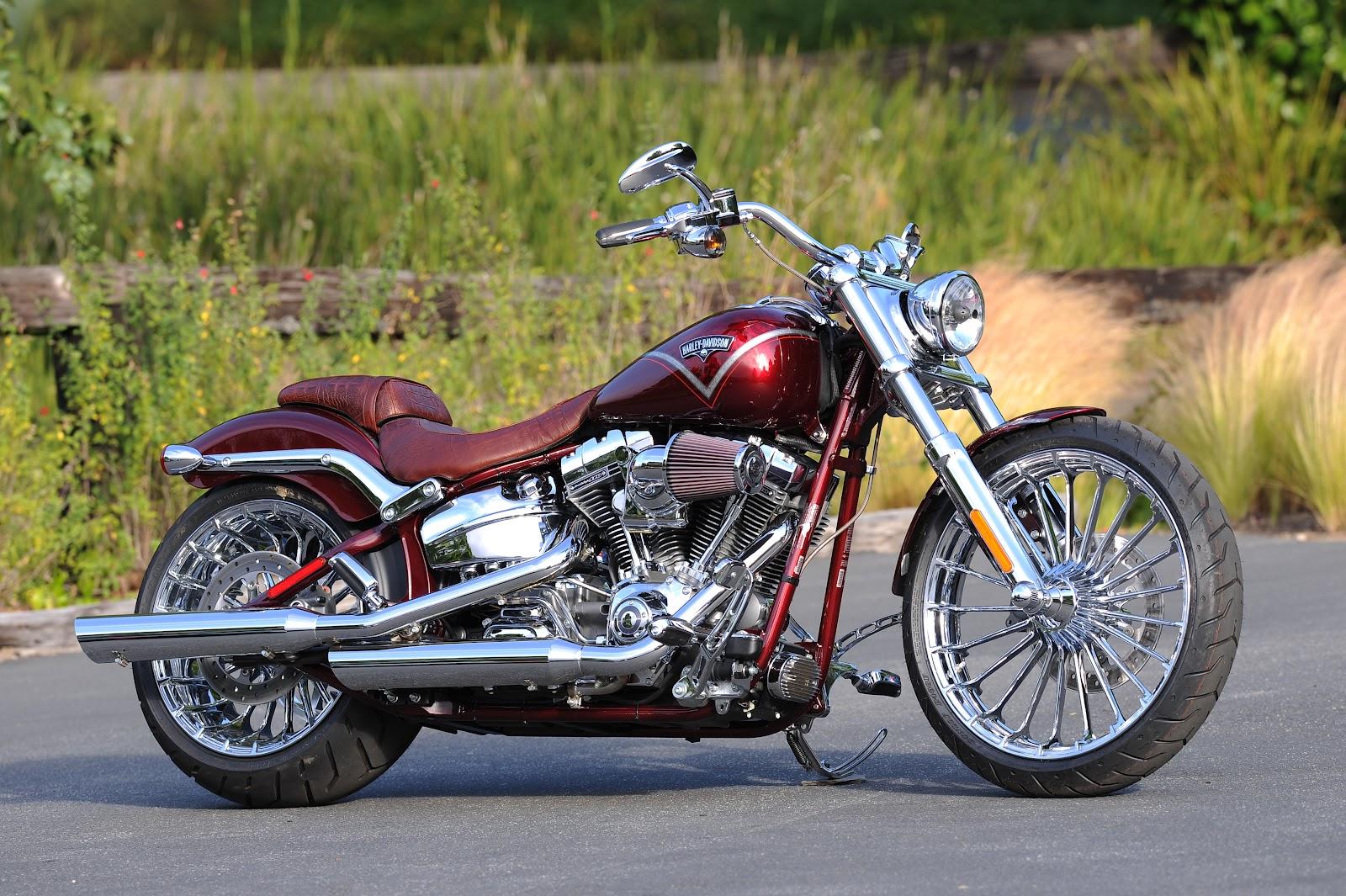 Harley Davidson Termahal