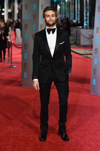 BAFTA 2016, Douglas Booth
