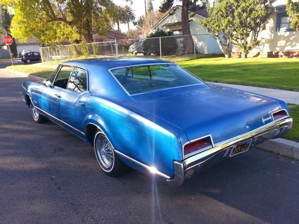 1967 Oldsmobile Delmont 88 For Sale Buy American Muscle Car