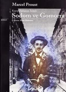 Marcel Proust - Kayıp Zamanın İzinde #4 - Sodom ve Gomorra