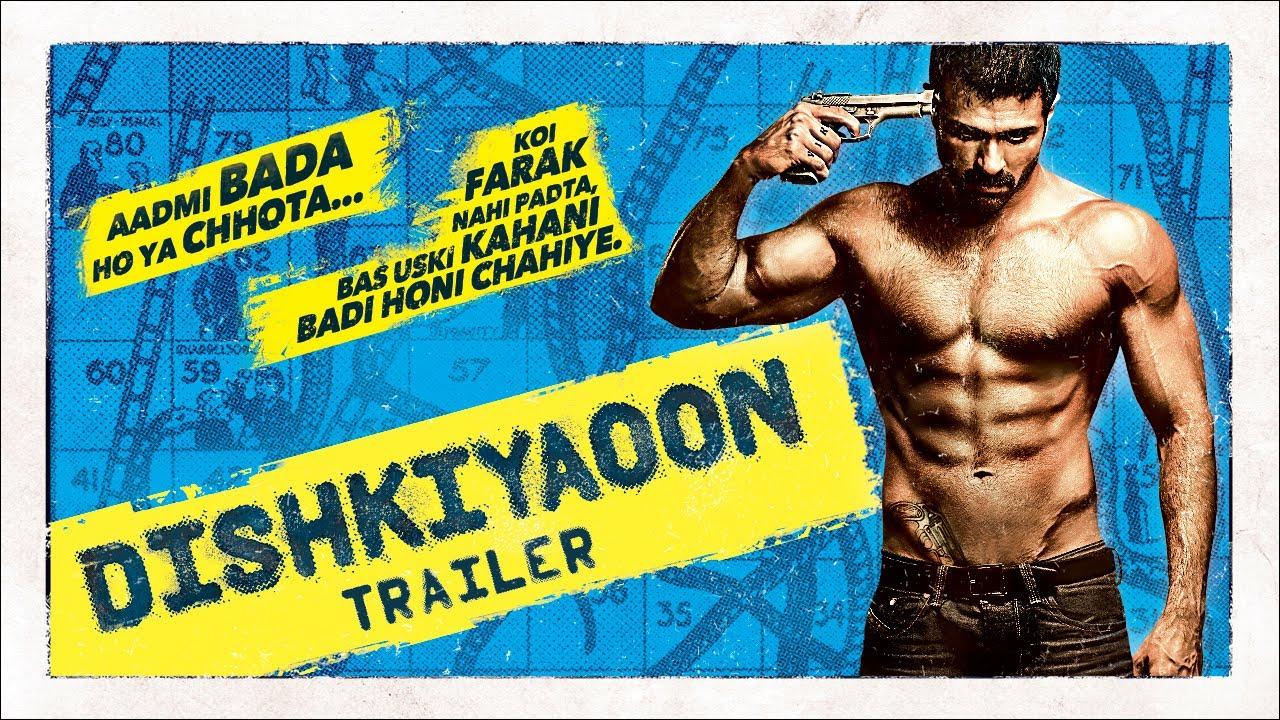 Dishkiyaoon Full Movie Download, Dishkiyaoon 2014 Hindi Full HD Movie Download Free 720p HD MKV MP4 Download.