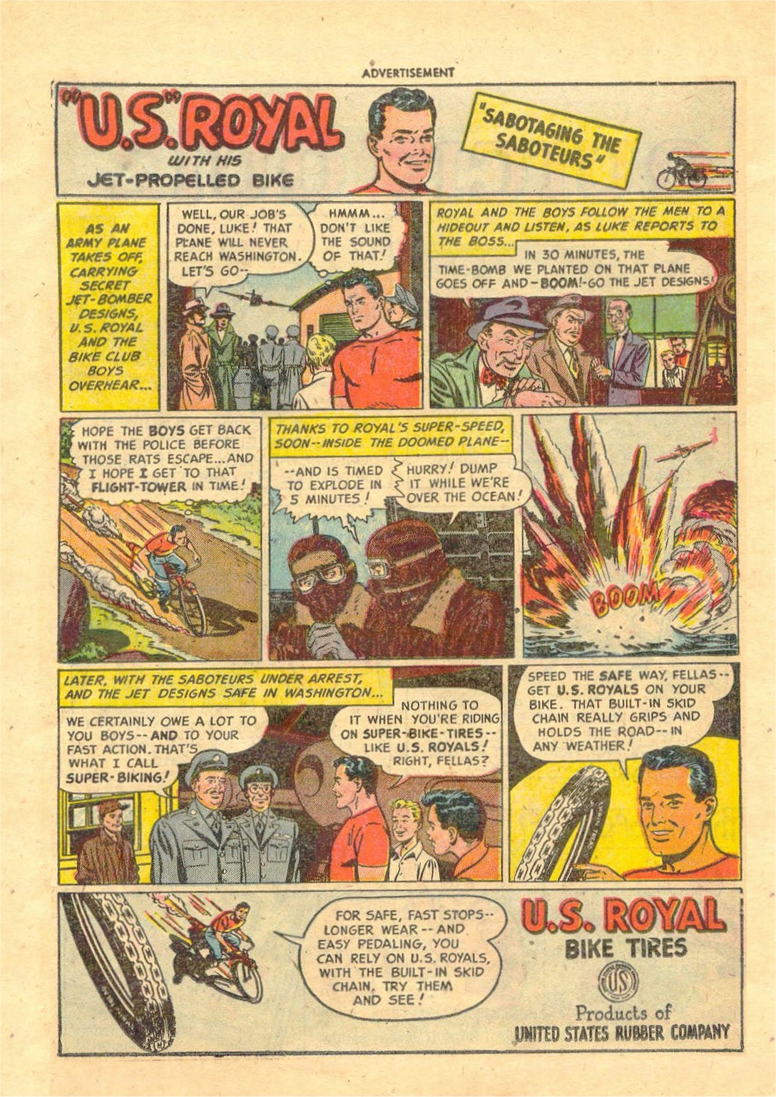 Read online Action Comics (1938) comic -  Issue #156 - 14