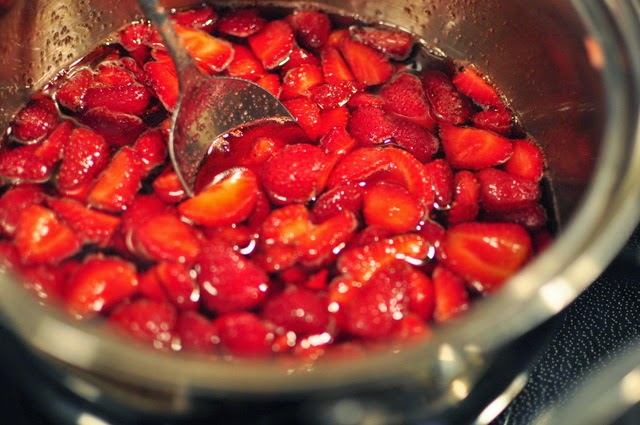 Chunky Strawberry Jam Recipe