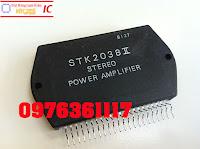 IC STK2038II công suất